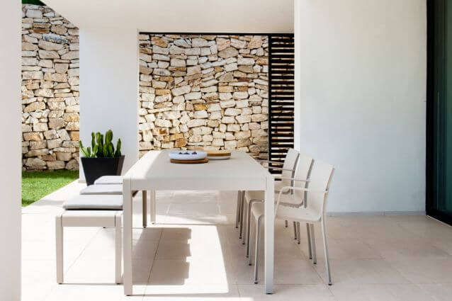 Outdoor Dining Furniture innovative mirthe collection of outdoor furnituretribu