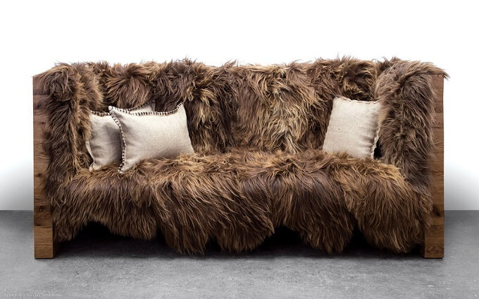 Wool-sofa-design