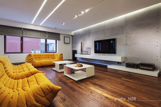 Minimalist Apartment Design minimalist apartment design in bucharest uncovering luxury