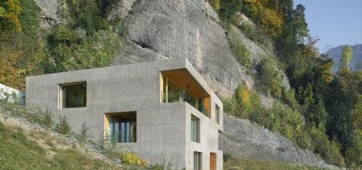 House-exterior-by-Lischer-Partner-Architekten