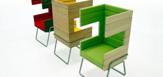 Interesting-armchair