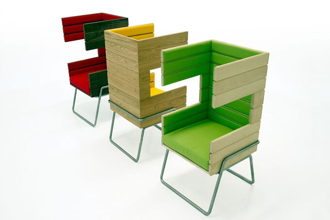 Interesting-armchair