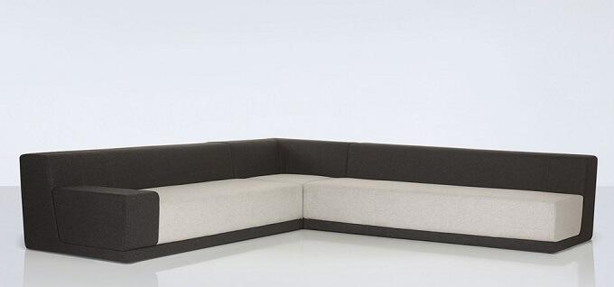 Lear Sofa Patrick Norguet
