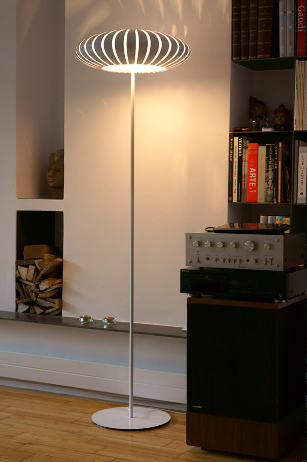 Maranga floor lamp Beautiful Lighting Collection Reinterpreting Scandinavian Style