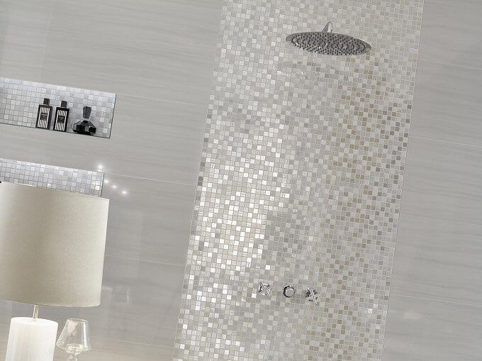 exquisit badezimmer mosaik - exquisite wall tiles collection for glamorous ambiences