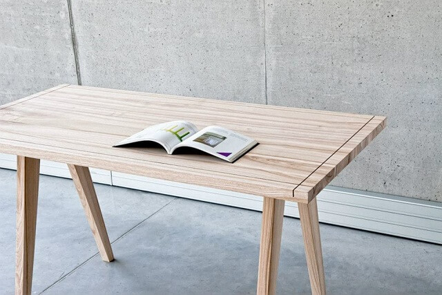 Handcrafted customizable workspace for creative people by - Table basse transformable en table a manger ...