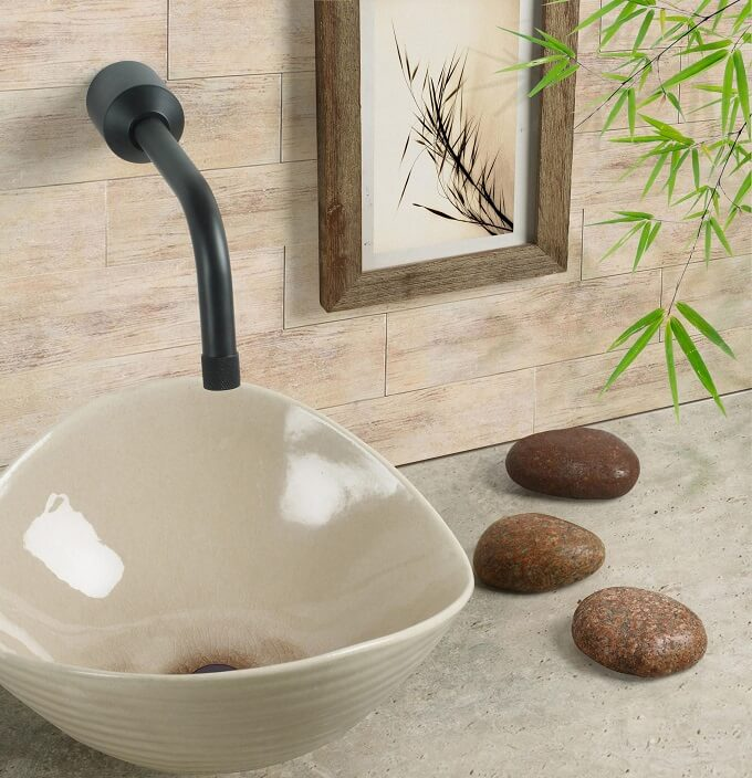 Zen-rock-faucet-handle