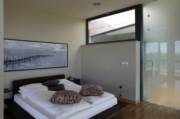 Minimalist bed Lovely Single Family Residence Floating above the Ground