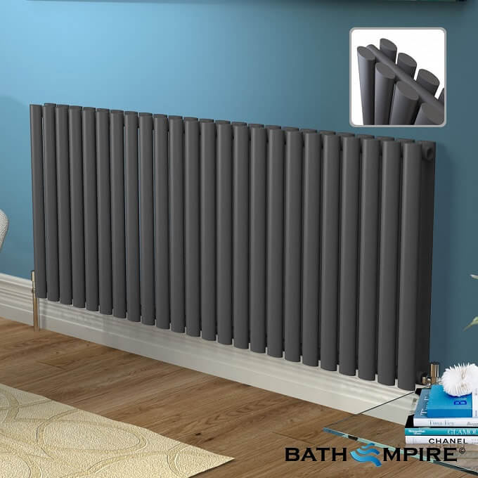Horizontal- radiator