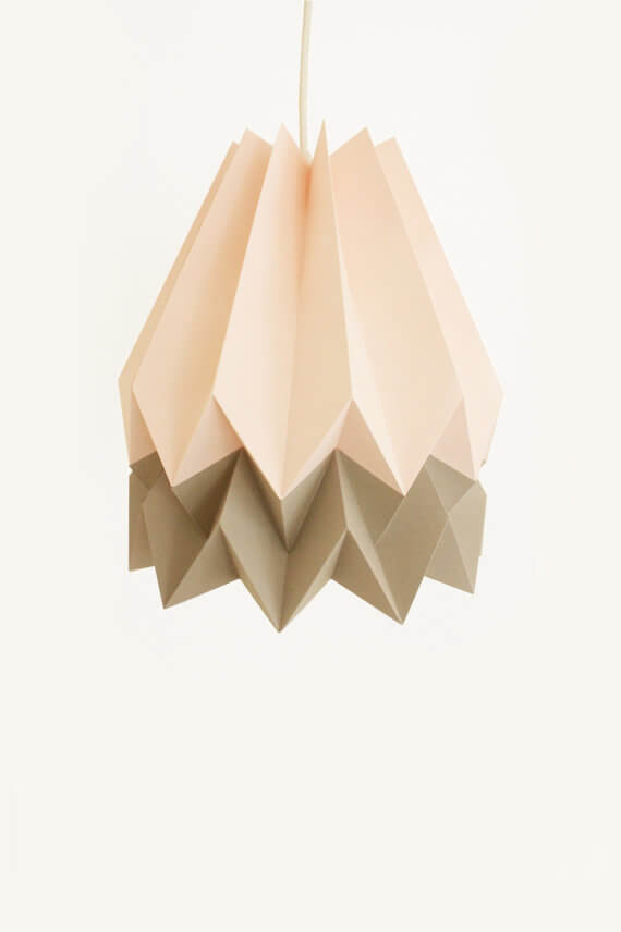 Origami-lighting