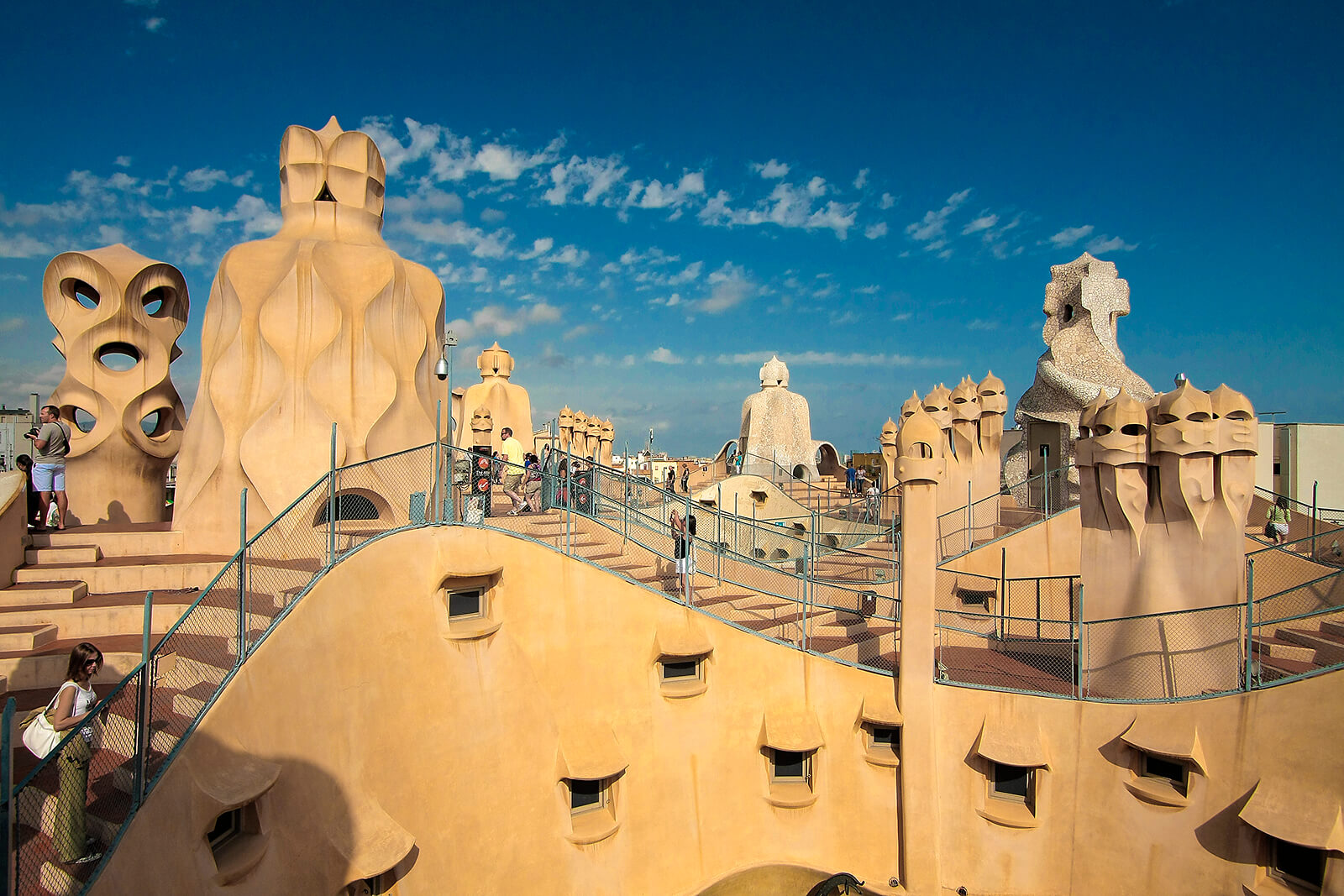Top 20 Tourist Attractions of Barcelona