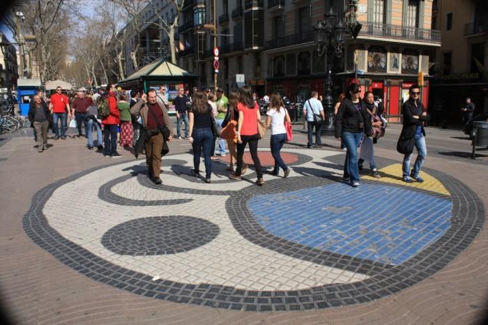 La-Rambla-street-Barcelona