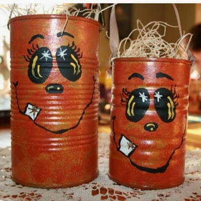 tin-can-pumpkins