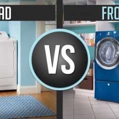 6 Major Differences between Front-Loading and Top-Loading Washing Machine
