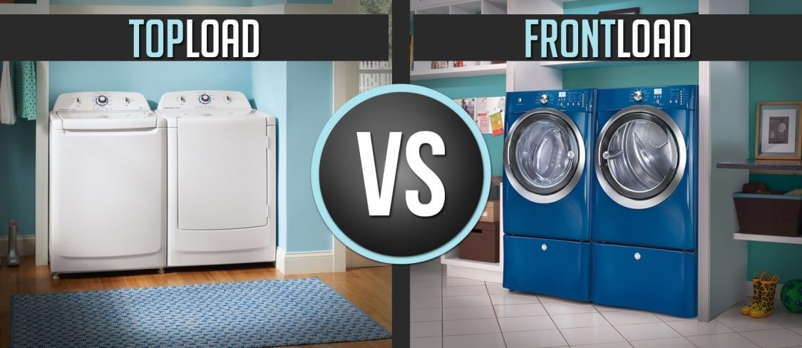 Best Top Loading Washing Machine >> 6 Major Differences between Front-Loading and Top-Loading Washing Machine – Interior Design ...