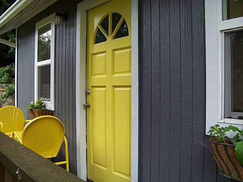 yellow-door
