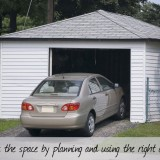 How to Make the Most of a One-Car Garage