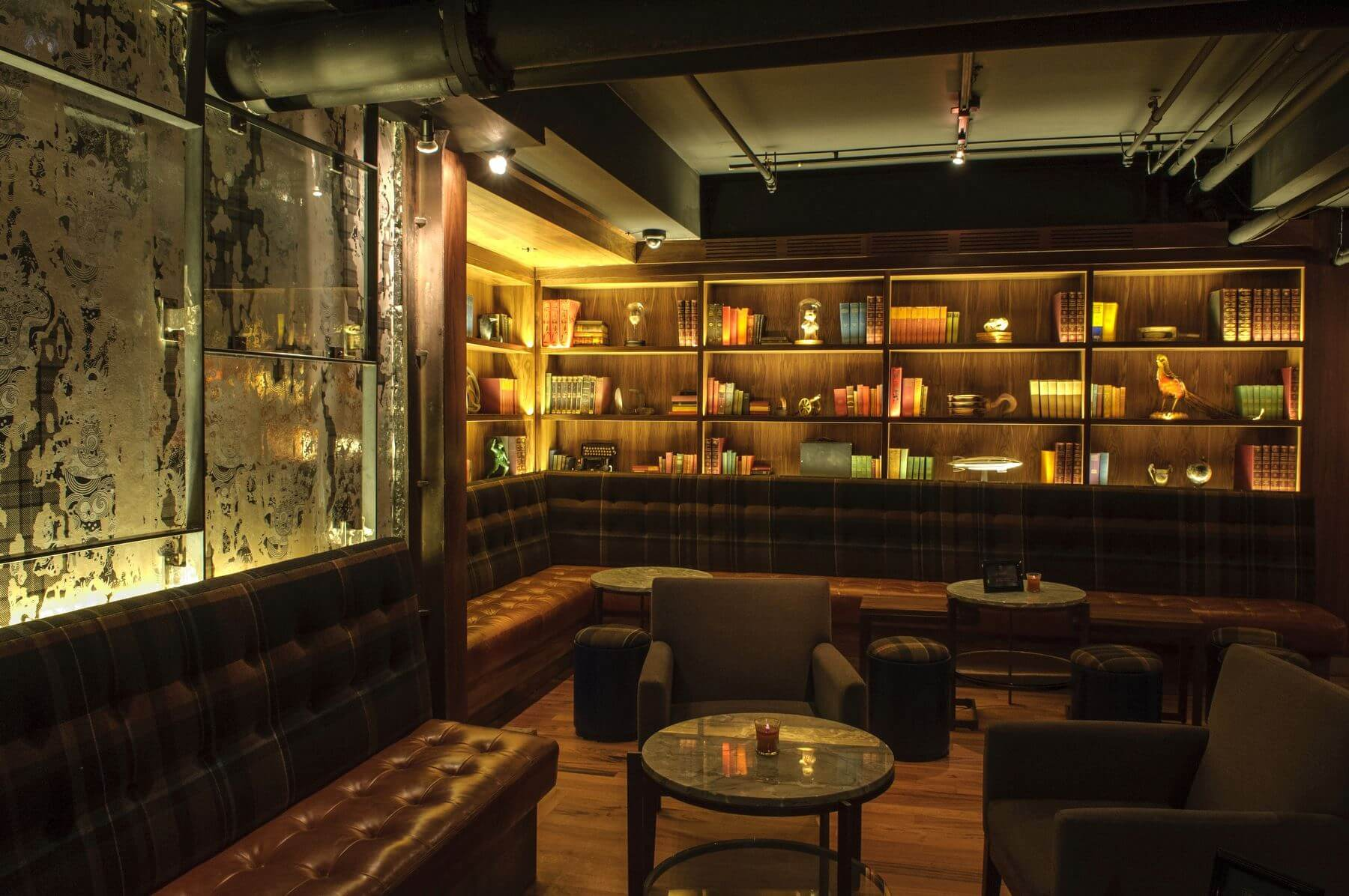 D W d w bar and lounge interior design design and architecture trends