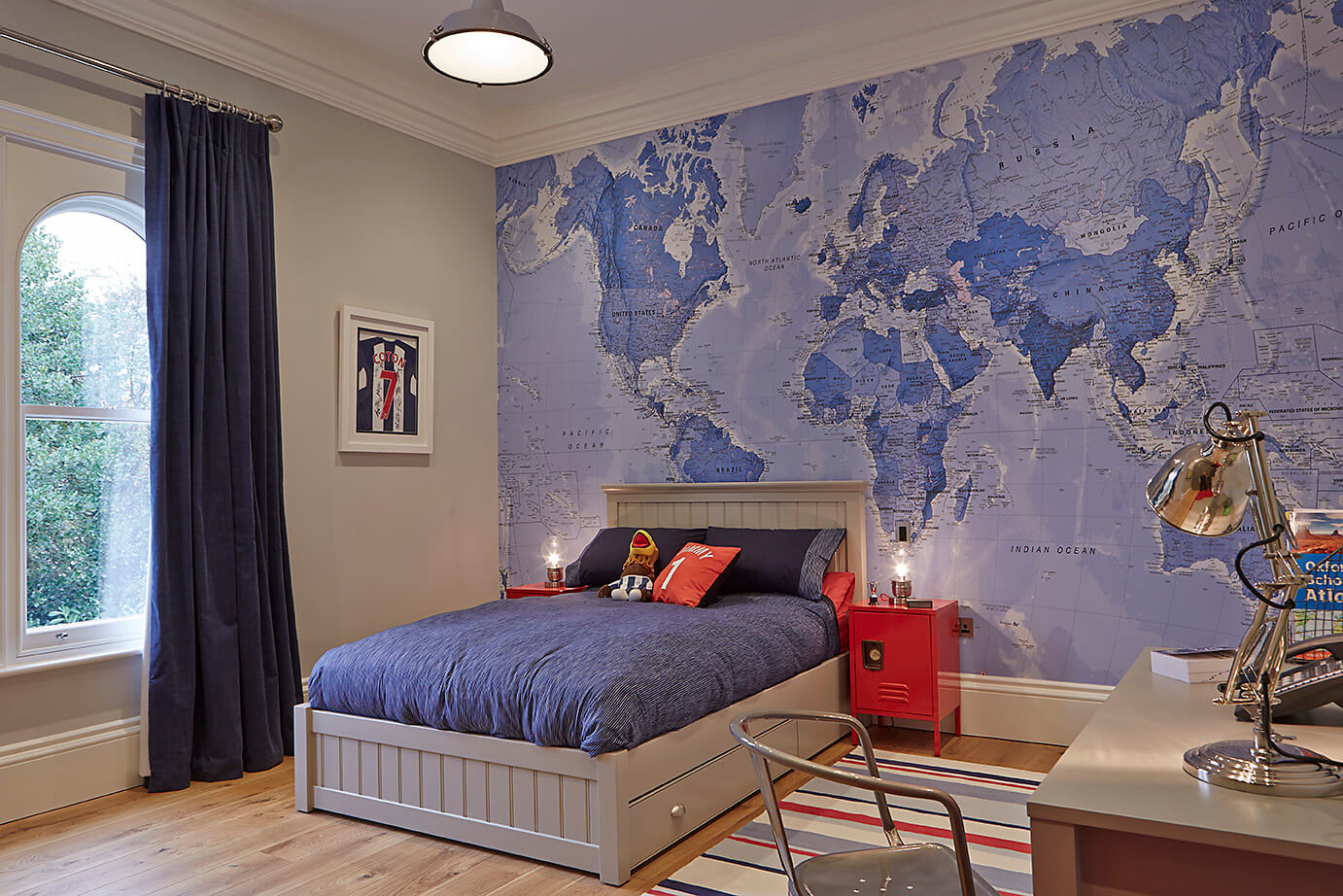 an educational  cool and stunning way to decorate your
