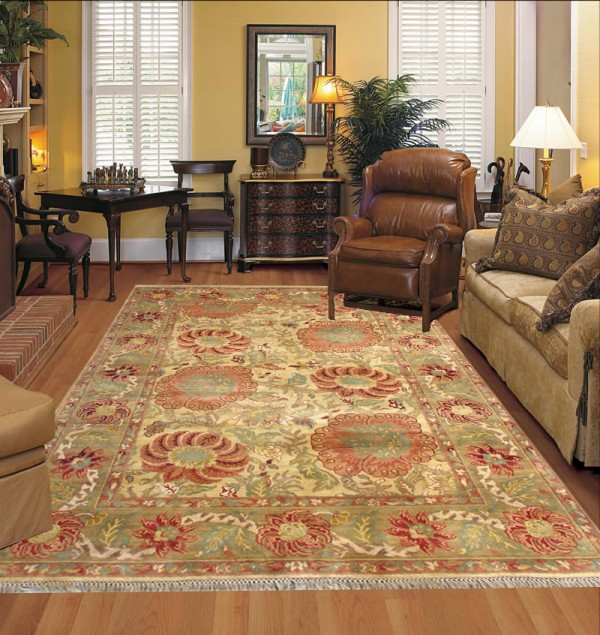 how to choose persian rugs for your home interior design
