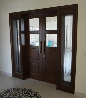 4 Reasons Why You Should Install Glass Doors Inside Your ...