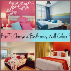How to Choose a Bedroom's Wall Colour