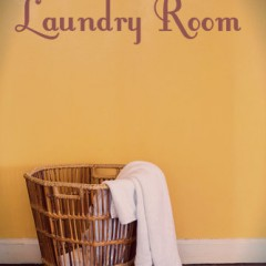 How to Build a Laundry Room