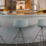 Spice up Your Kitchen With Wooden Bar Stools