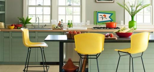 color-bar-stools-kitchen