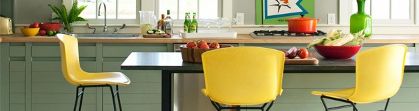 Choosing the Perfect Colour of Bar Stools for Your Kitchen