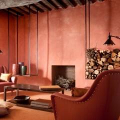 Charming Tuscan Villa Embodies Rustic and Elegant Design