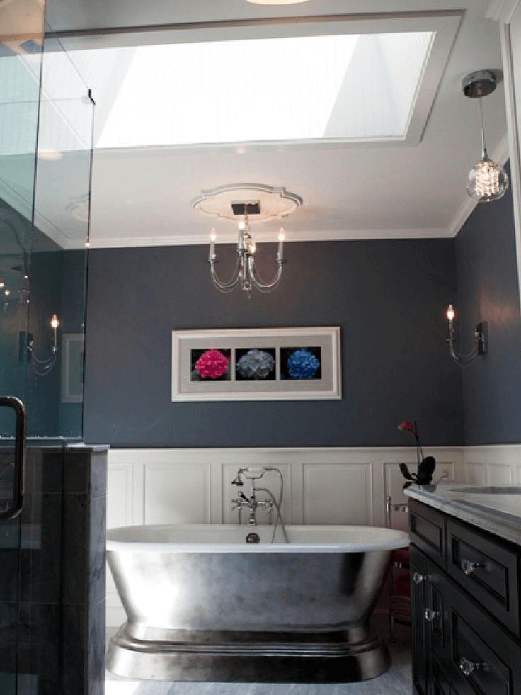 Rustic Industrial Bathrooms Interior Design Design News