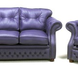 What puts the 'Chesterfield' in a Chesterfield Sofa?
