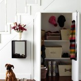 5 Creative Ideas to Use Space Under the Stairs