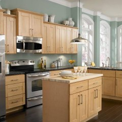 Cabinets for small sized kitchens