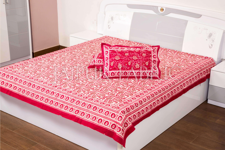 Reasons To Choose Block Printed Bed Sheets Interior Design
