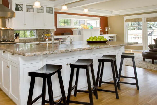 breakfast bar stools – how to redesign your kitchen on a budget