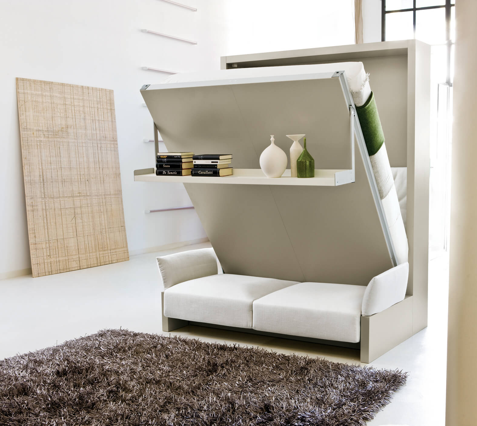 Wall beds for tiny home living interior design design news and wall beds for tiny home living amipublicfo Gallery