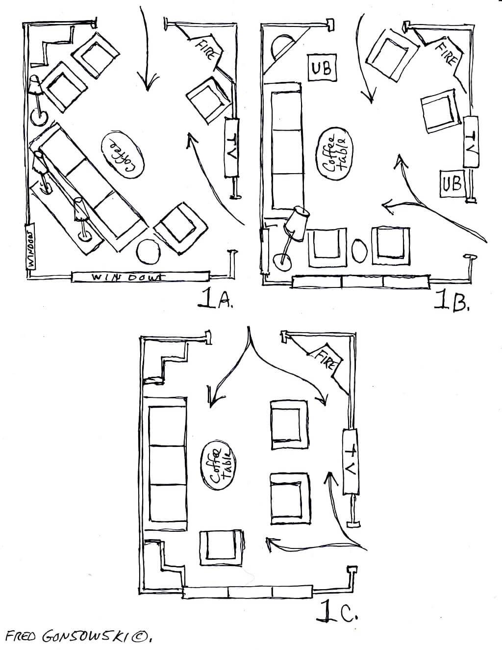 Top 5 Tips To Arrange Living Room Furniture Interior Design