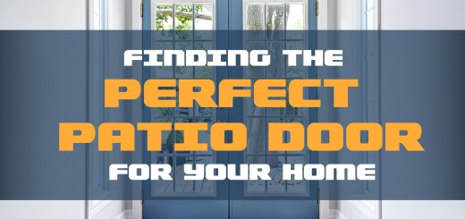 Perfect Patio Door for your Home