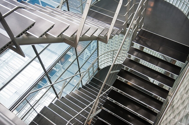 Steel Stairs Melbourne