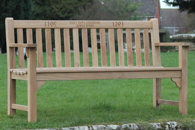 Bench Types Part - 43: ... Garden-bench-f6-2