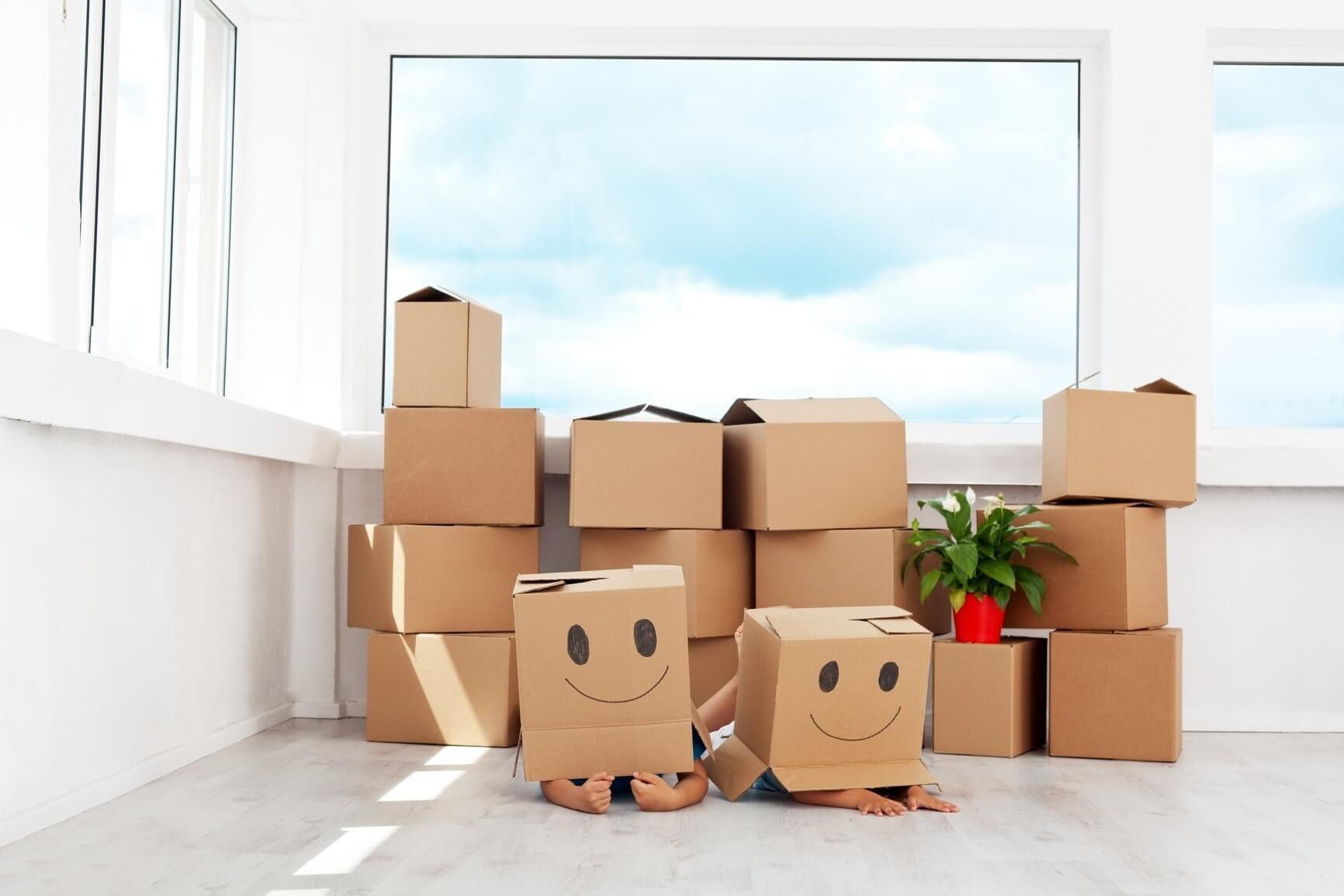 Tips for settling in to your new home interior design - Things to do when moving into a new house ...