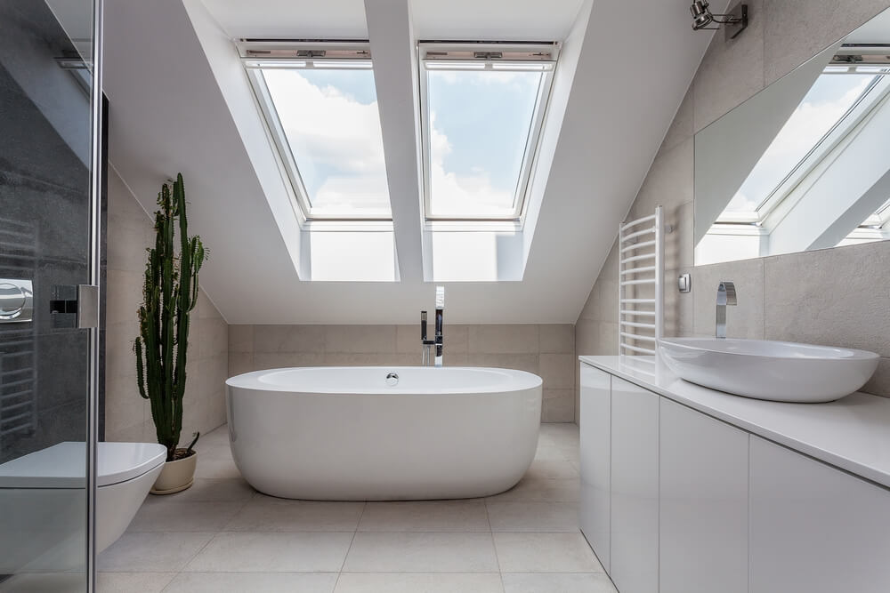 How To Make Small Bathroom Look Ger Interior Design