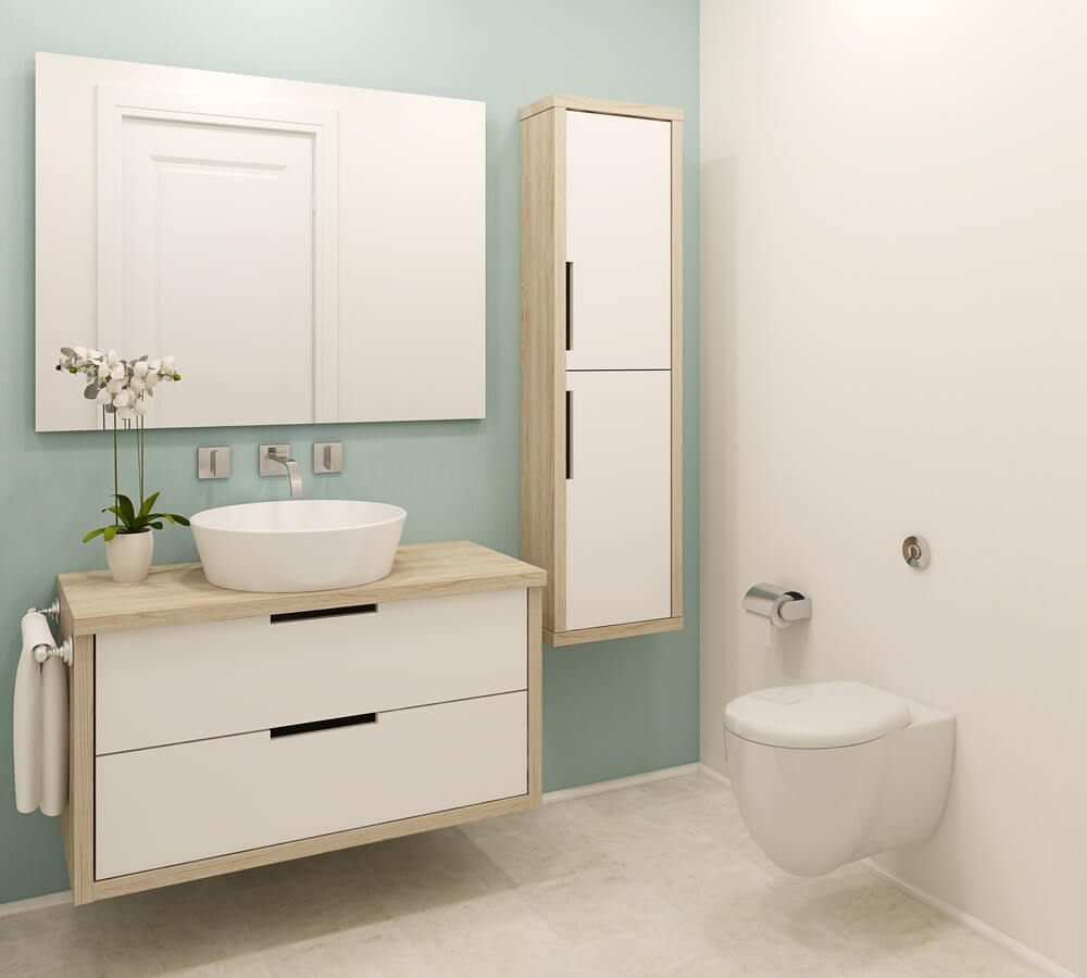 How To Make Small Bathroom Look Bigger Interior Design Design News And Architecture Trends