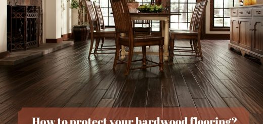 How to protect your hardwood flooring_