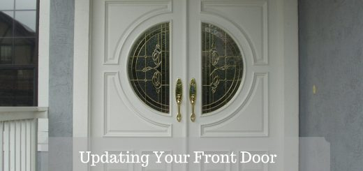Updating Your Front Door Furniture-