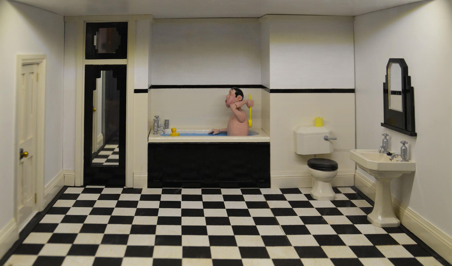 Best way to arrange your small bathroom interior design for Best way to design a small bathroom