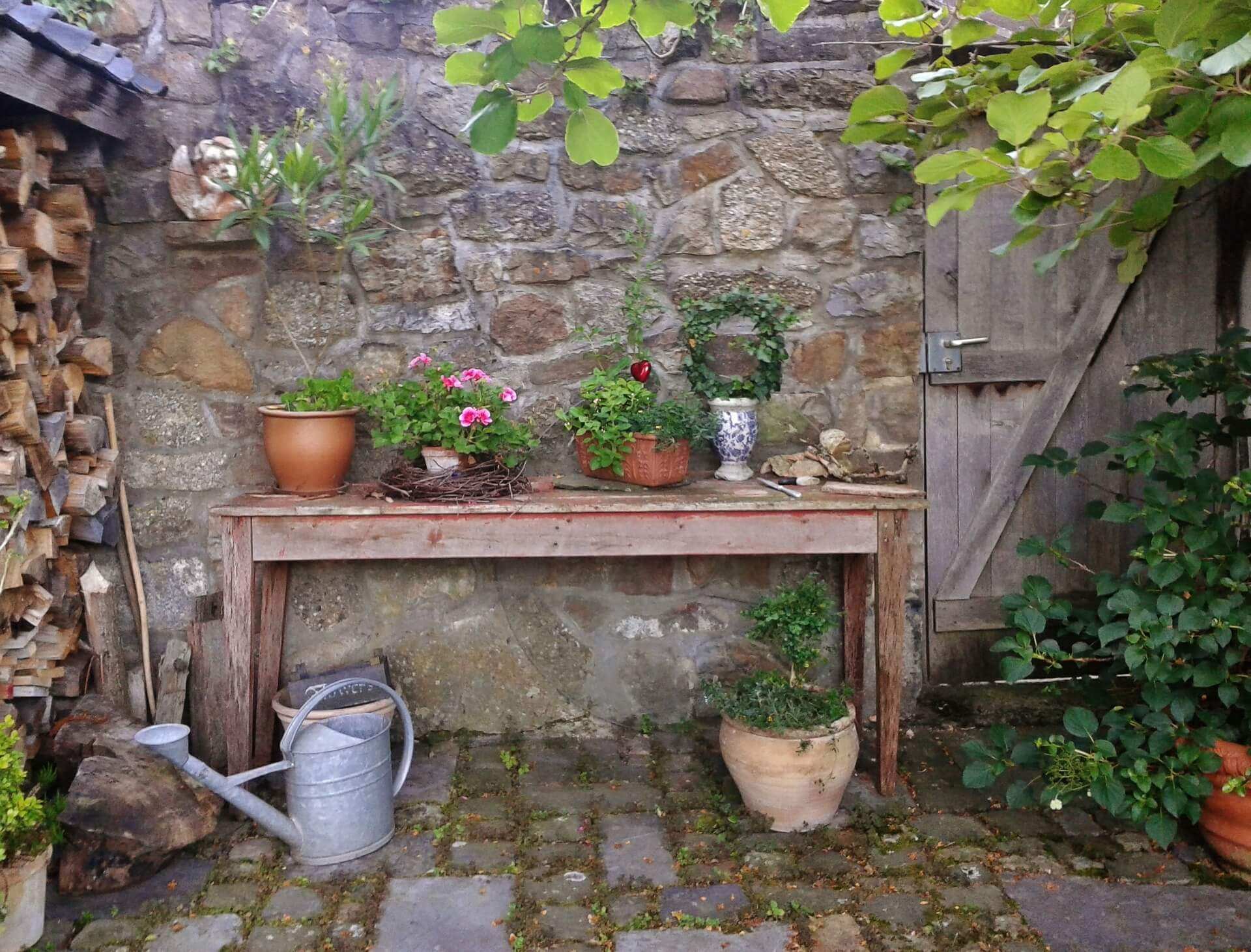 Fancy The patio area of your garden is as important as the rest of your outdoor space as is the porch at the back of your home if you have one