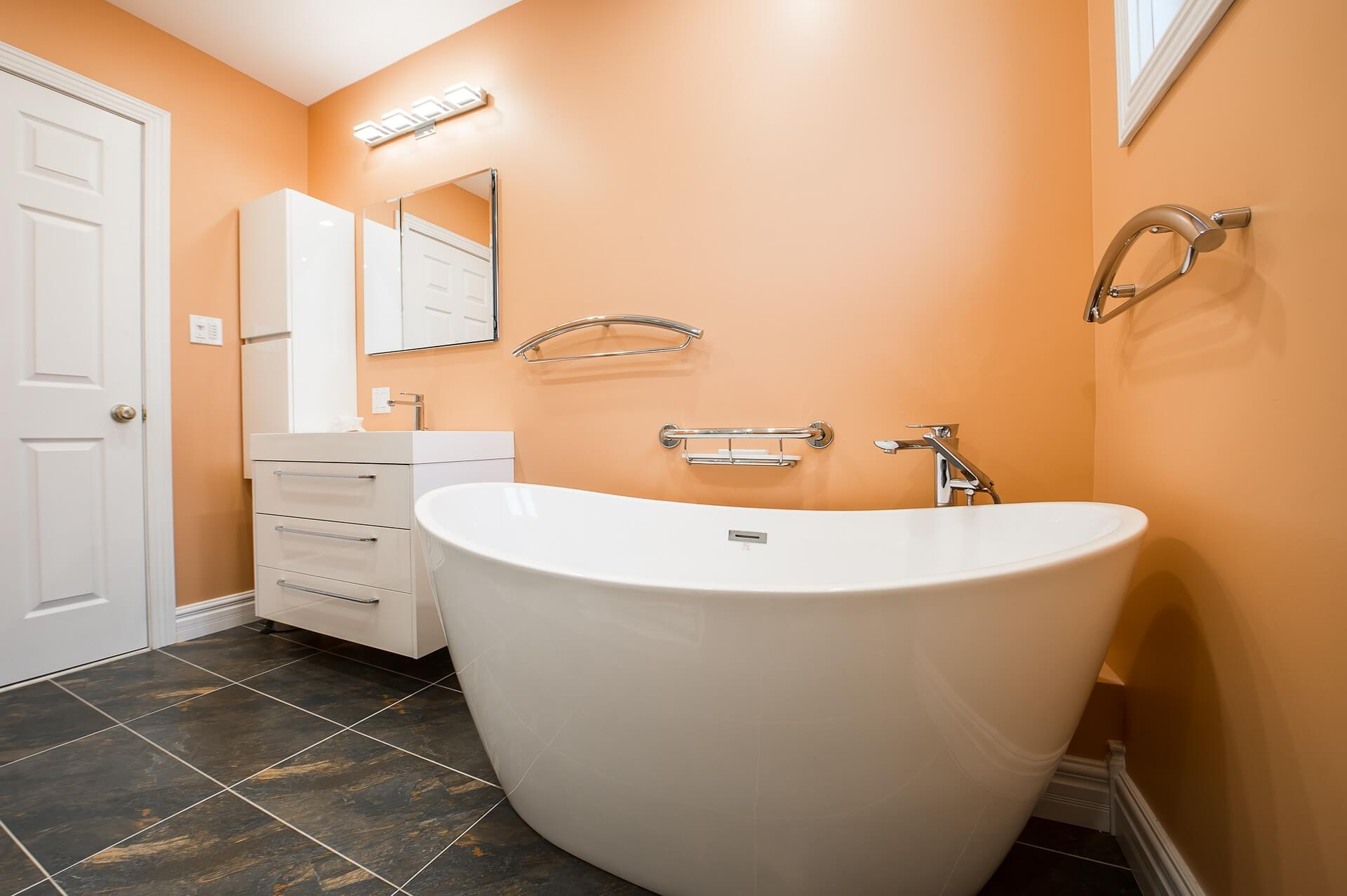 The key elements of a perfect master bathroom archiweb 3 0 for Perfect master bathroom